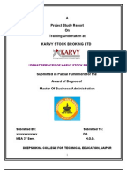 karvy stockbroking limited doc Welcome to karvy capital limited karvy capital is the asset management arm of karvy group, a 30 year-old diversified financial services conglomerate in india with presence in stock broking, registry services, nbfc, debt services, commodities broking, data management, institutional equities, investment banking,.