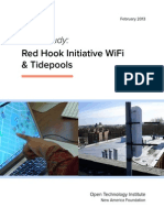 Red Hook Initiative & Tidepools Case Study