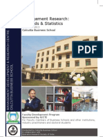 FDP on Management Research