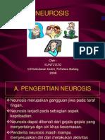 13 Neurosis