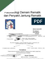 Patofisiologi Demam Rematik Dan Penyakit Jantung Rematik