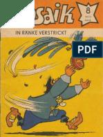 Abrafaxe - Ausgabe 1977.08 - In Ränke verstrickt