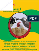 Growel Agrovet Private Limited.