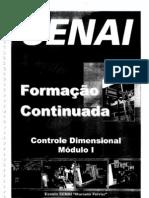 Controle Dimensional - I