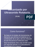 59816151 Mecanizado Por Ultrasonido Rotatorio