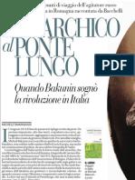 Quando Bakunin sognò la rivoluzione in Italia - La Repubblica 13.06.2013