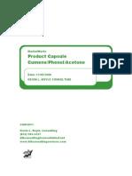 PCap Cumene_Phenol_Acetone