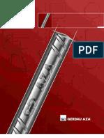 Concreto armado - Manual de Colocacion Del Acero de Refuerzo