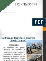 Contracción Térmica del Concreto2