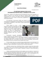 16/07/12 Germán Tenorio Vasconcelos pide Sso Reforzar Medidas Para Evitar Enfermedades Respiratorias y Diarreicas_0