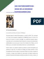Mujeres Indias en La Sociedad Colonial Hispanoamerricana