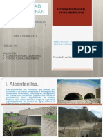 DISEÑO DE ALCANTARILLAS Y SIFONES