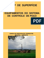 ESCP_Equipamentos do Sistema de Controle do Poço