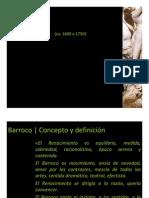 Historia Del Arte II - Barroco I