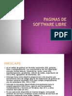 Paginas de Software Libre