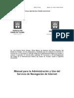 Manual Navegacion Internet