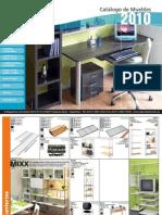 Catalogo de Muebles 2010