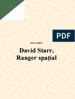 Asimov, Isaac - David Starr, Ranger spațial