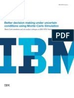 Better decision making under uncertain