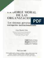 ETKIN. Jorge-La-Doble-Moral-de-las-Organizaciones.pdf