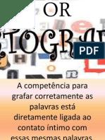 Aula F9 - Ortografia