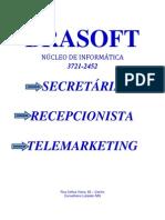 APOSTILA CURSO DE TÉCNICAS DE SECRETARIADO