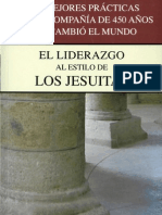 Liderazgo Al Estilo de Los Jesuitas Chris Lowney