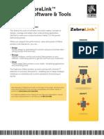 Zebra Link Data Sheet