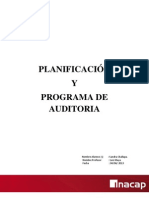 TRABAJO Maya II (Programa de Auditoria)