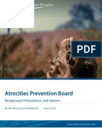 Atrocities Prevention Board
