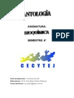 Antología de Bioquímica
