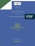 Ch3 Analyse Factorielle en Composantes Principales