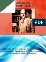 Jonh-Dewey presentación
