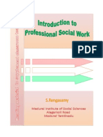 Introduction to Professional Social Work