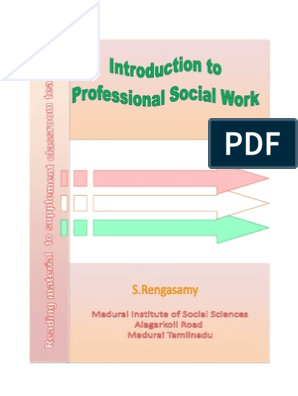 Introduction to Professional Social Work | Profession | Social Work