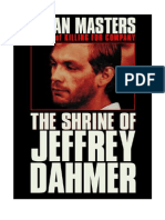 The Shrine of Jeffrey Dahmer - Brian Masters