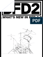 BFD2 Whats New