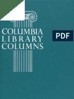 Columbia Library Columns