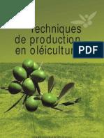guide technique d'oléiculture _ Techniques de production en oléiculture _