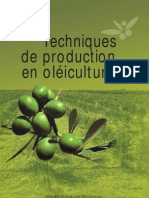guide technique d'oléiculture _ Techniques de production en oléiculture _
