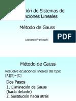 Metodos directos. Gauss.pdf