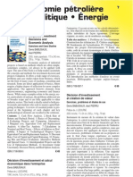Catalogue 2006 Petrole