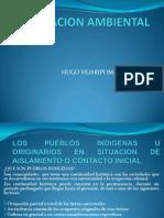 Pueblos Indigenas Legislacion Ambiental