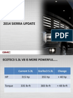 2014 Sierra Engine and Fuel Economy