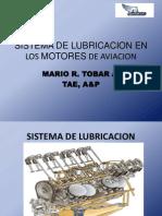 Sistema de Lubricacion en Los Motores de Aviacion