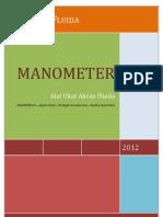 Manometer (Mekanika Fluida)