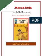 Marcial Lafuente Estefania - La Marca Roja