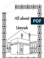 """""""All About Umrah"""" A children's guide to performing Umrah"""