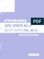 GV250EFI ET250EFI Servicemanual Usa
