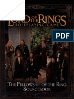 LotR RPG - The Fellowship of the Ring Sourcebook